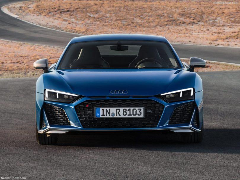 Audi R8 2019 phare avant LED