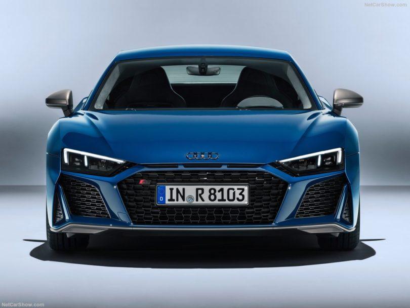 Audi R8 2019 face avant