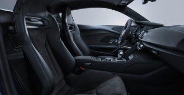 Audi R8 2019 intérieur