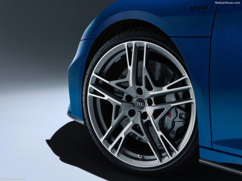 Audi R8 2019 jante 20 pouces