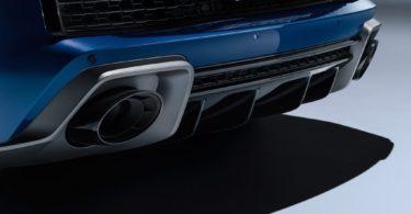 Audi R8 2019 pot échappement