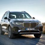 BMW X7 2019 calandre