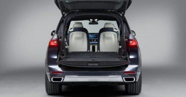 BMW X7 2019