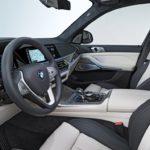 BMW X7 2019 volant