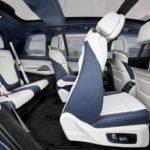 BMW X7 2019 3ème rangée de sièges
