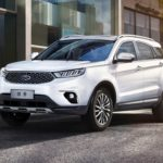 Ford Territory 2019 face avant