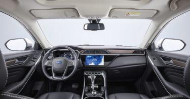 Ford Territory 2019 au volant