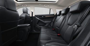 Ford Territory 2019 places arrières