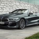 BMW Série 8 Cabriolet 2019 noir