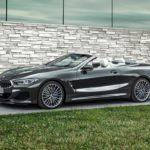 BMW Série 8 Cabriolet 2019 de profile