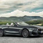 BMW Série 8 Cabriolet 2019 3/4 avant