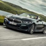 BMW Série 8 Cabriolet 2019 roulante