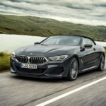 BMW Série 8 Cabriolet 2019 face avant