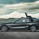 BMW Série 8 Cabriolet 2019 fermeture capote