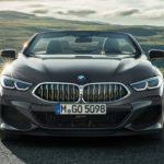 BMW Série 8 Cabriolet 2019 calandre avant