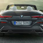 BMW Série 8 Cabriolet 2019 arrière