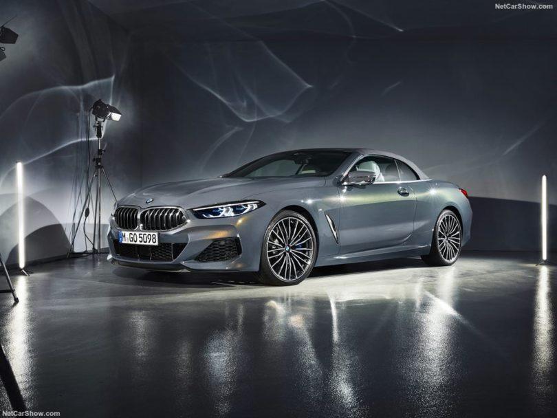 BMW Série 8 Cabriolet 2019 studio