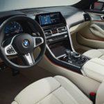 BMW Série 8 Cabriolet 2019 place conducteur