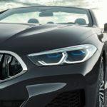 BMW Série 8 Cabriolet 2019 phare LED avant