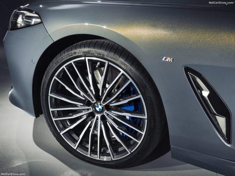 BMW Série 8 Cabriolet 2019 jante