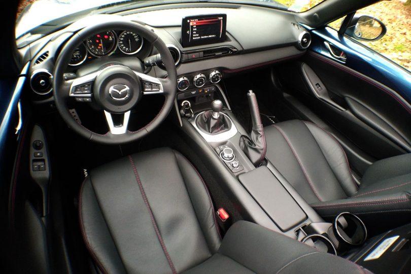 Mazda MX-5 Aki Editon