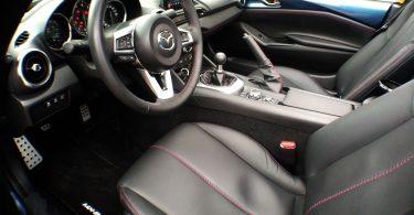 Mazda MX-5 Aki Editon intérieur