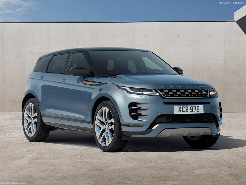 Land Rover Range Rover Evoque 2019 avant