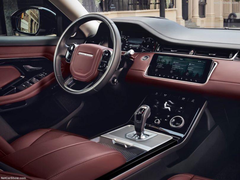 Land Rover Range Rover Evoque 2019 habitacle