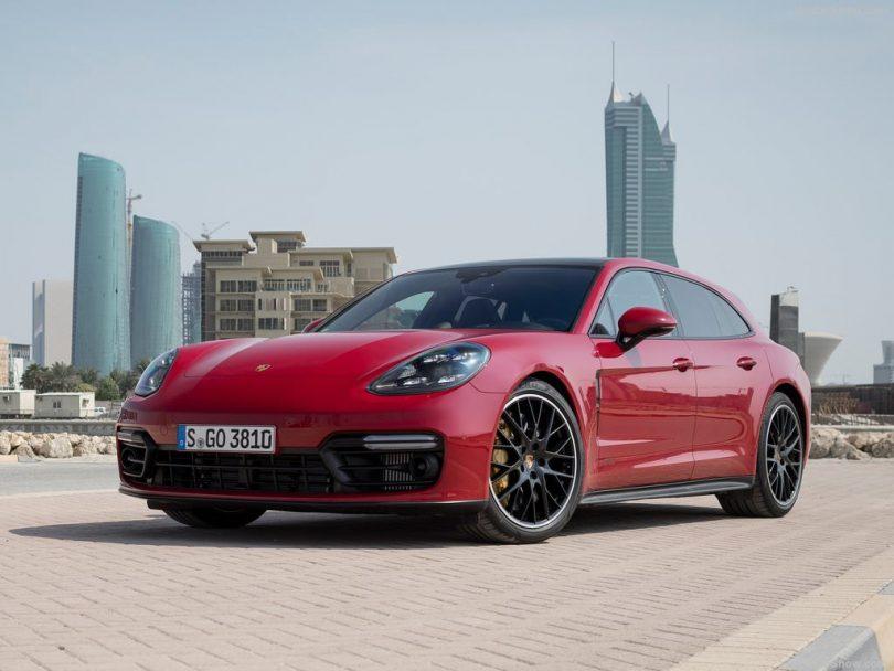 Porsche Panamera GTS Sport Turismo 2019