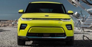 Kia Soul EV 2019 face avant