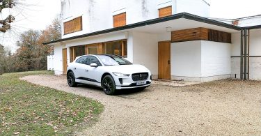 essai Jaguar I-Pace 2019 Maison Louis Carré Bazoche sur Guyonne