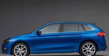 Škoda Scala 2019