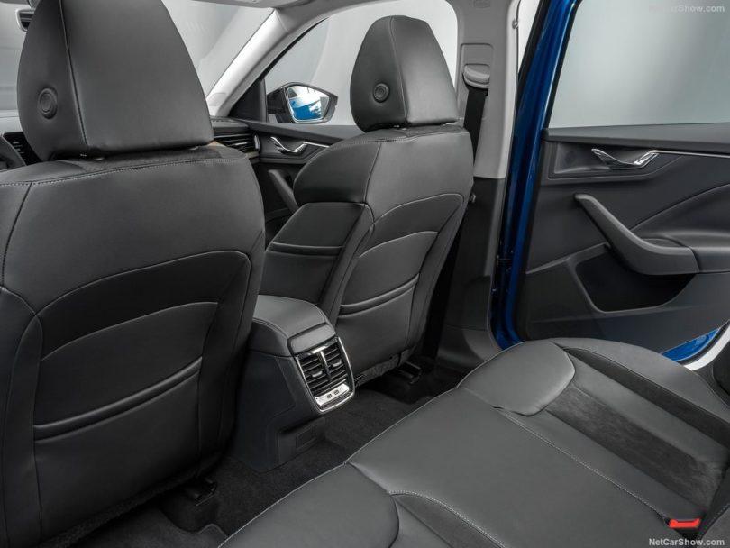 Škoda Scala 2019 interieur