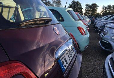 leasing de voitures d'occasion