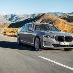 BMW Série 7 2020
