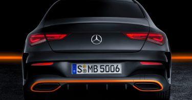 Mercedes CLA 2020