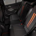 BMW Série 1 2020 banquette arrière