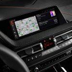 BMW Série 1 2020 écran console centrale
