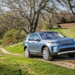Land Rover Discovery Sport 2020 face avant
