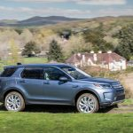 Land Rover Discovery Sport 2020 profile