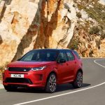 Land Rover Discovery Sport 2020 3/4 avant