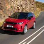 Land Rover Discovery Sport 2020 vue avant