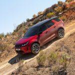 Land Rover Discovery Sport 2020 de profile