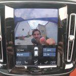 Volvo XC40 T3 Momentum R Design camera de recul