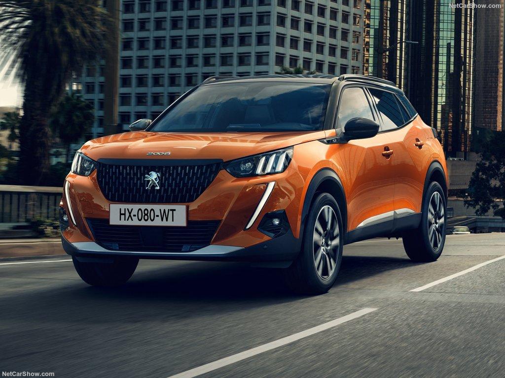 Future Peugeot 2008 2020, un style et une ambition agressive