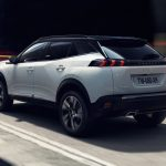 Peugeot 2008 2020 partie arrière