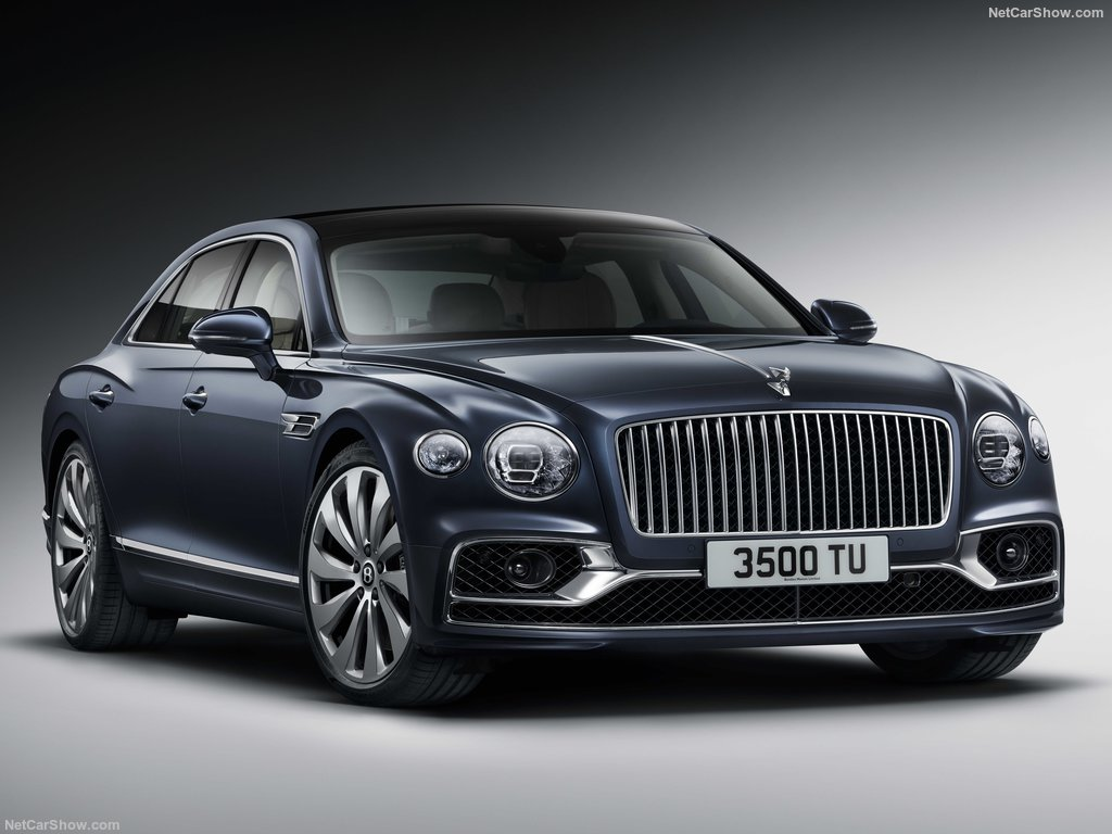 Bentley Flying Spur 2020 calandre