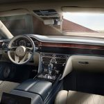 Bentley Flying Spur 2020 tableau de bord