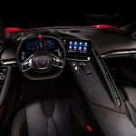 Chevrolet Corvette 2020 intérieur