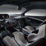 Lotus Evija sièges